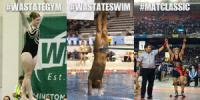 2016 State Gymnastics, Boys Swimming & Diving, Mat Classic