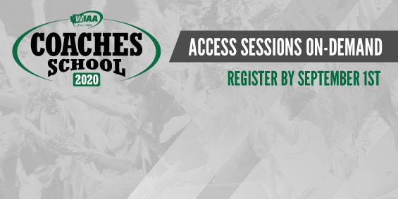 Access 2020 Coaches School Sessions On-Demand